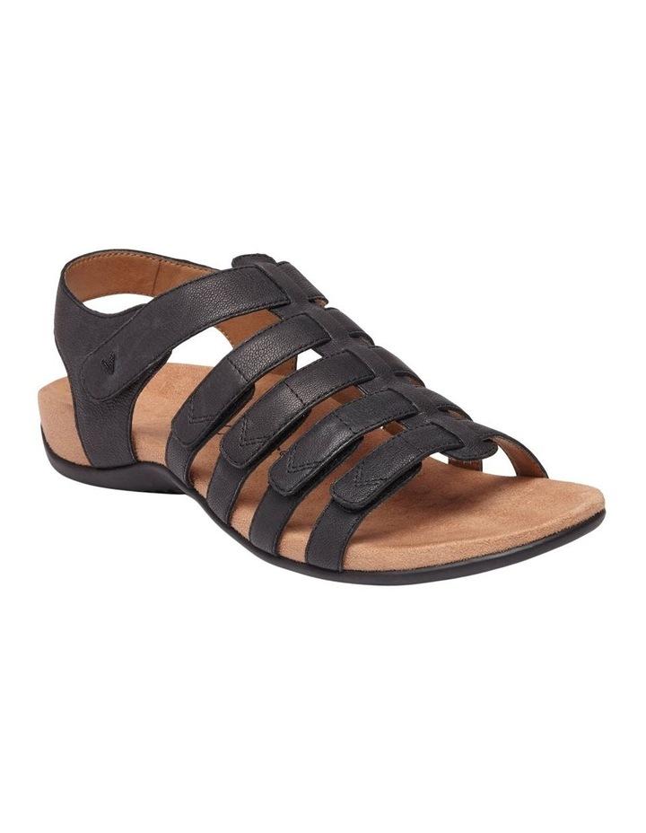 Harissa Black Sandal image 1