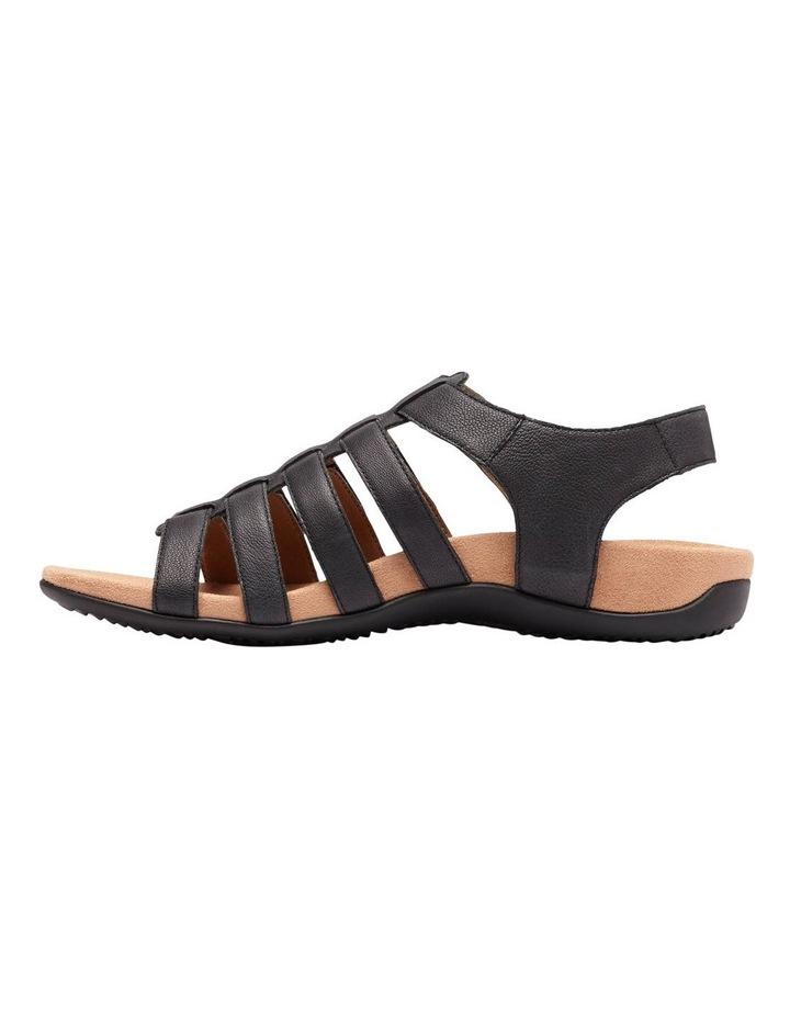 Harissa Black Sandal image 3
