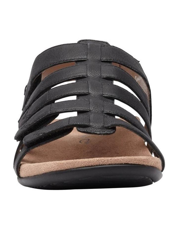 Harissa Black Sandal image 4