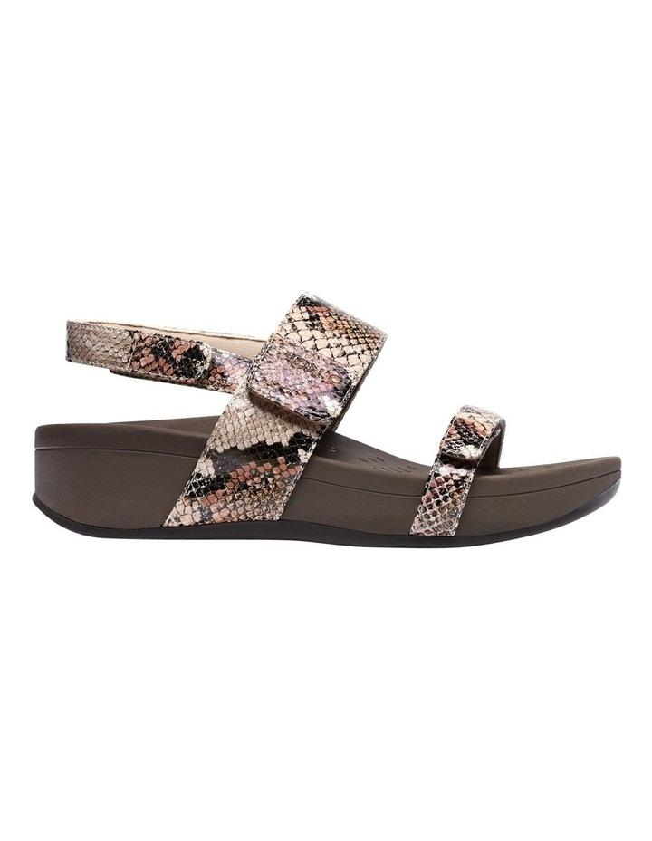 Bolinas Platform Tan Sandal image 2
