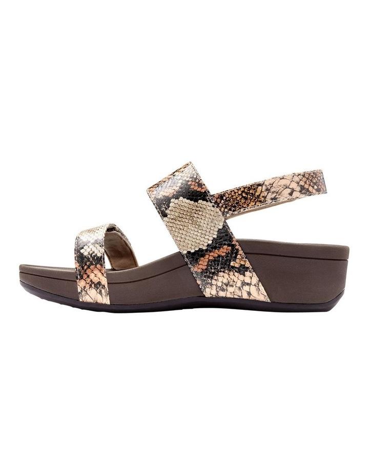 Bolinas Platform Tan Sandal image 3