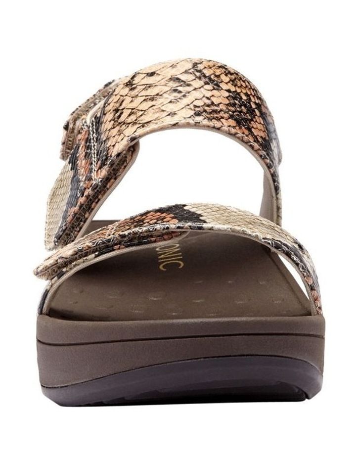 Bolinas Platform Tan Sandal image 4