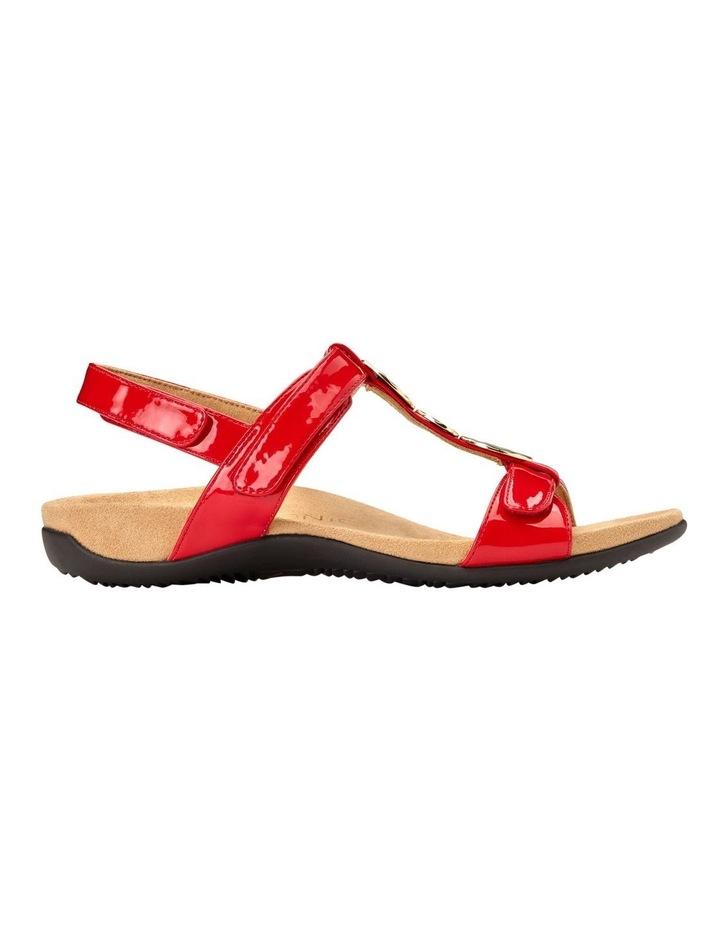 Farra Red Patent Sandal image 2