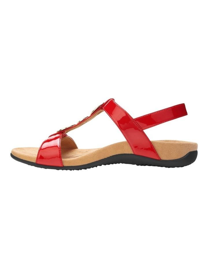 Farra Red Patent Sandal image 3