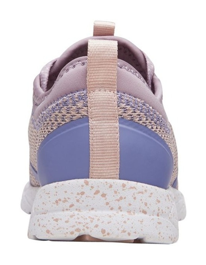 Alma Purple Multi Sneaker image 4