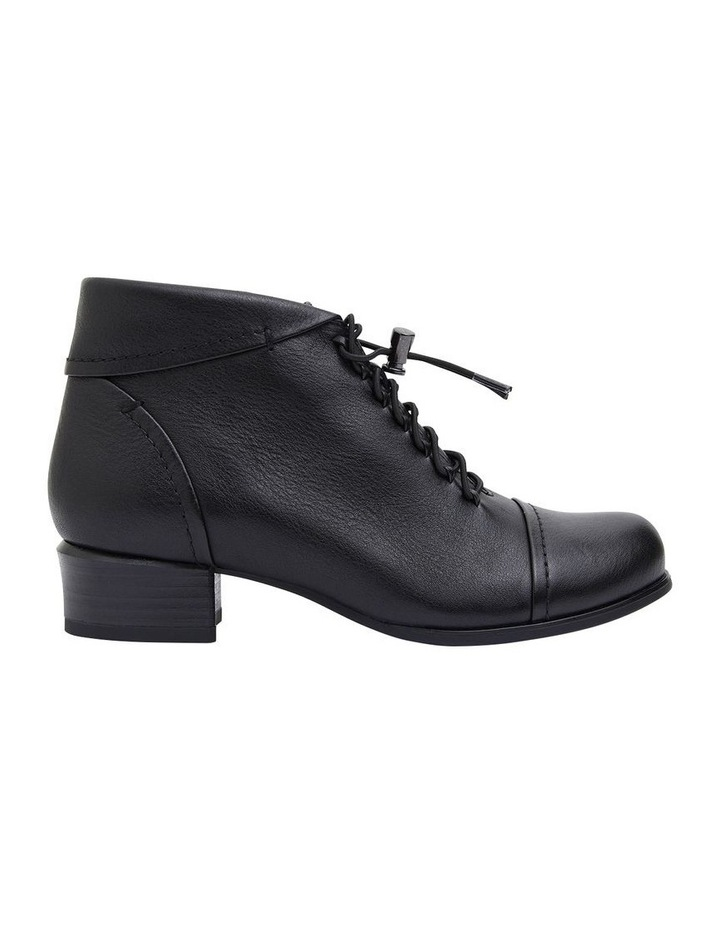 Wide Steps Takoda Black Glove Boots | MYER