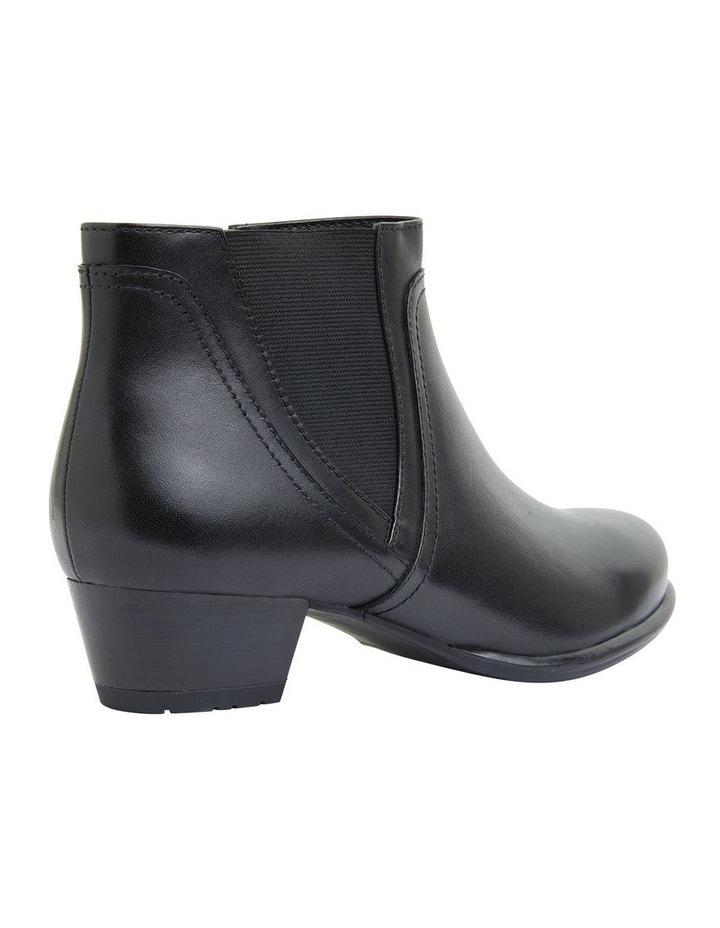 Delmar Black Glove Boots image 3