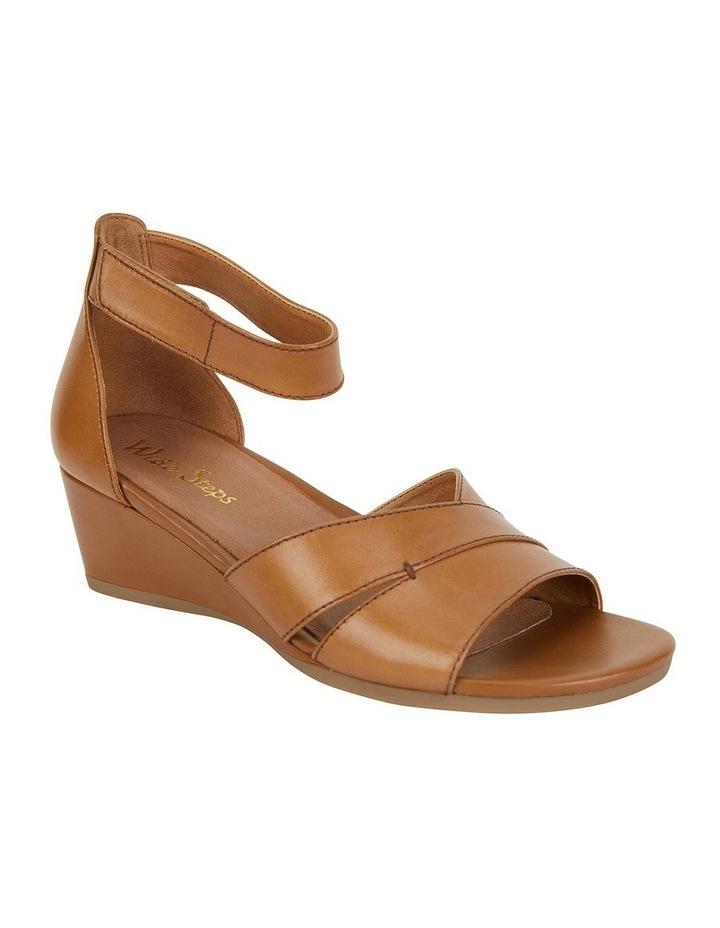Martha Cognac Glove Sandal image 2