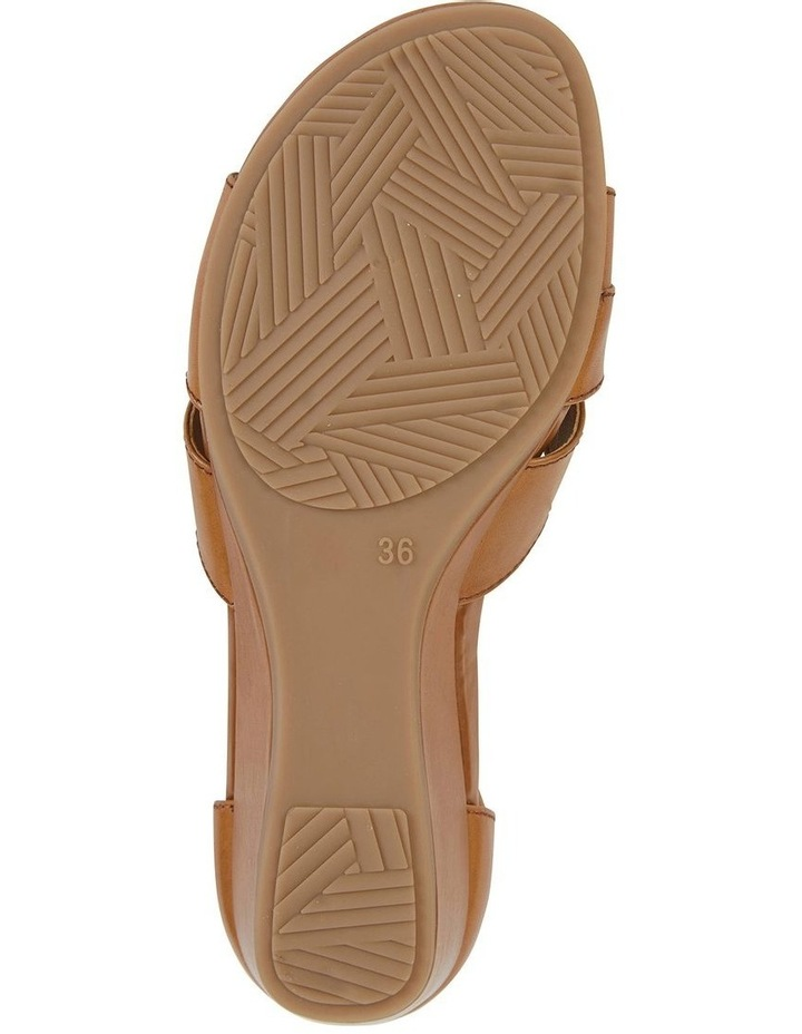 Martha Cognac Glove Sandal image 5