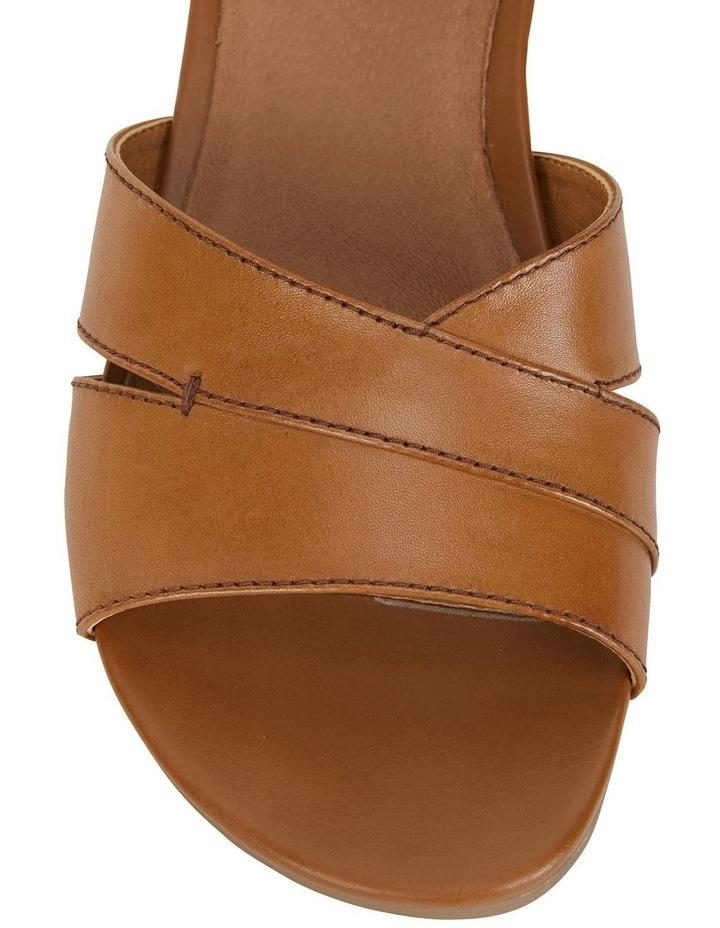 Martha Cognac Glove Sandal image 6
