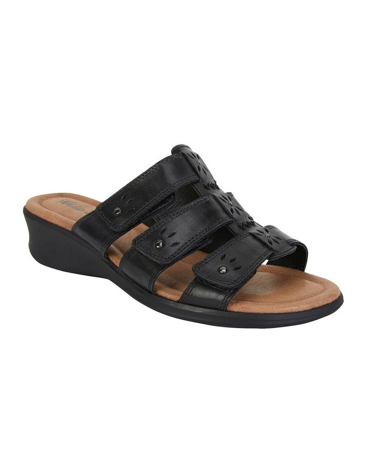 Pamela Black Glove Sandal image 2