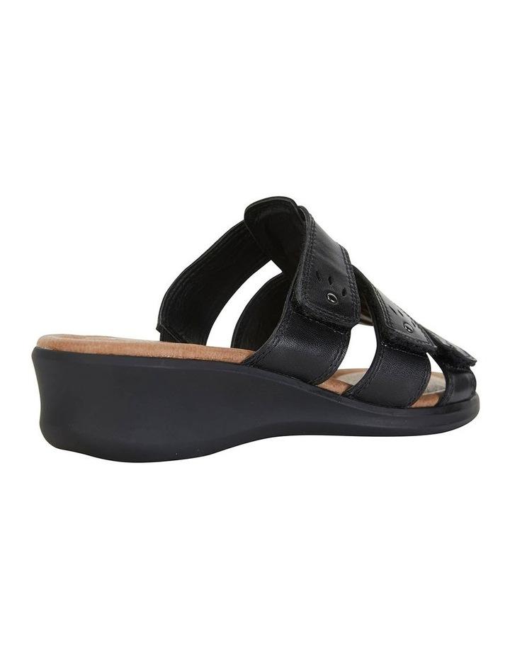 Pamela Black Glove Sandal image 4
