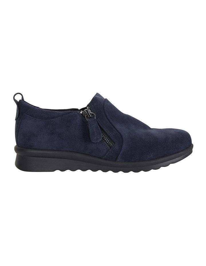 Noble Navy Suede Sneaker image 1
