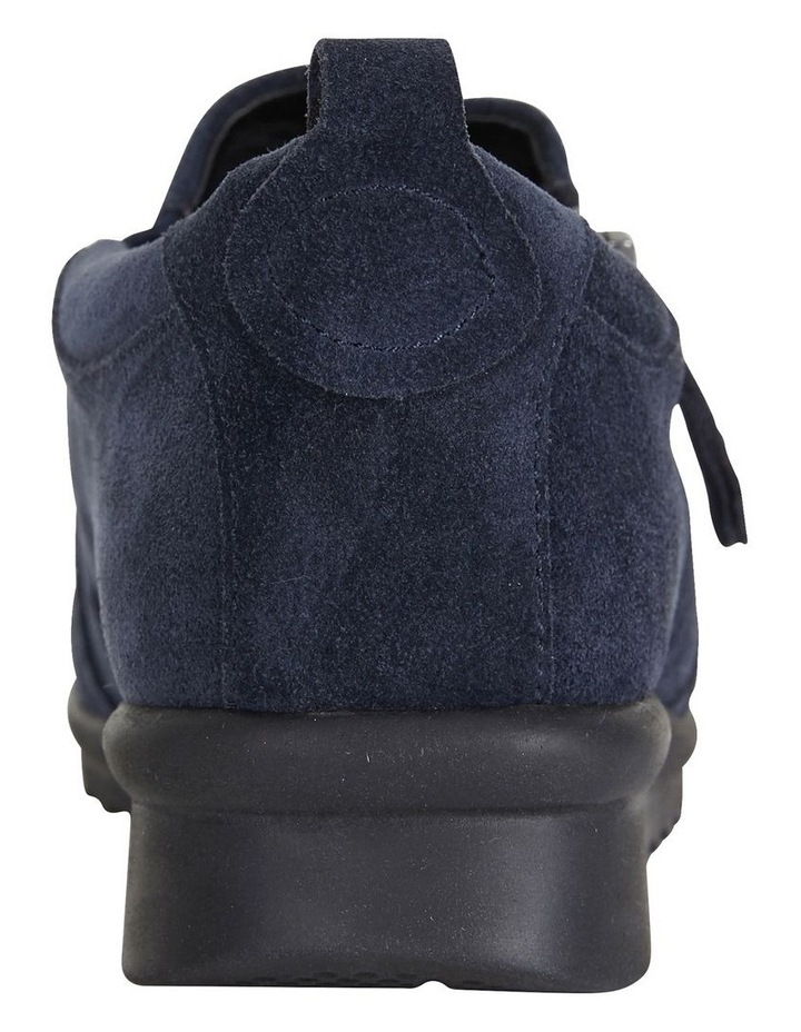 Noble Navy Suede Sneaker image 5