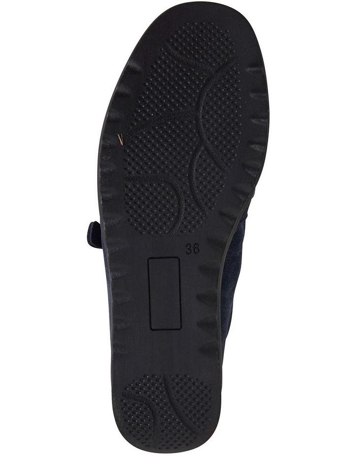 Noble Navy Suede Sneaker image 6