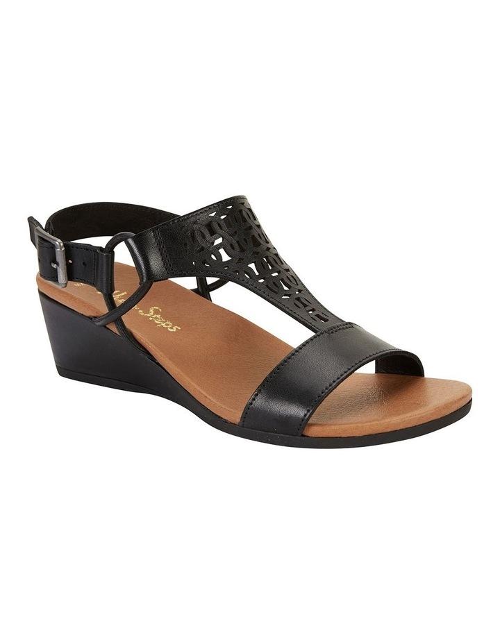 Magnet Black Glove Sandal image 2