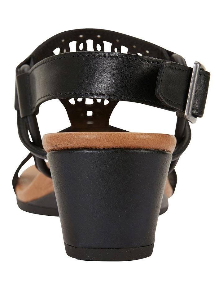 Magnet Black Glove Sandal image 5