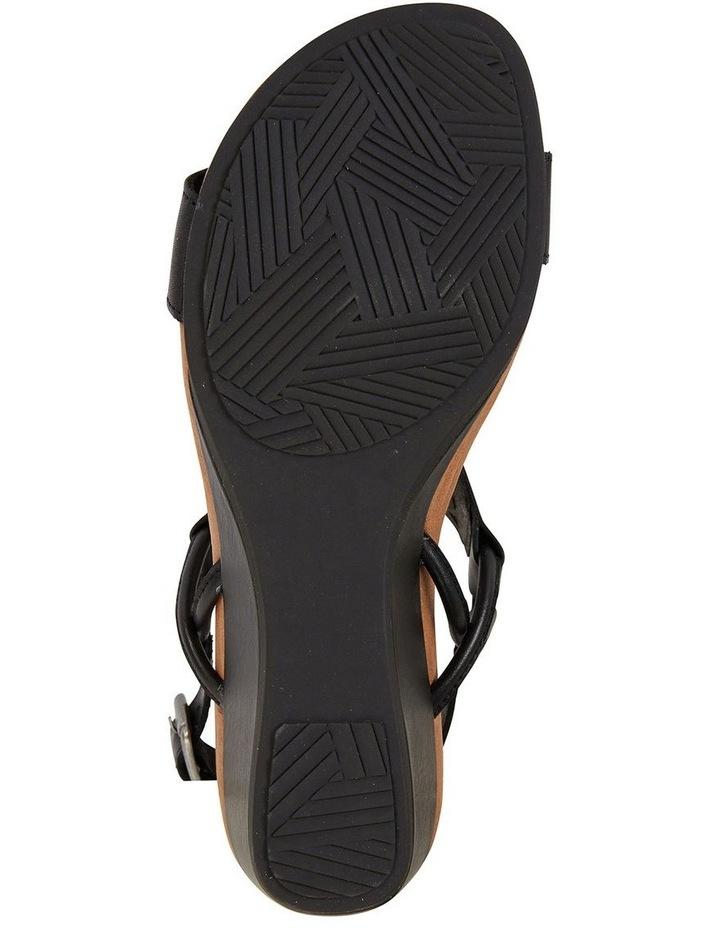 Magnet Black Glove Sandal image 6