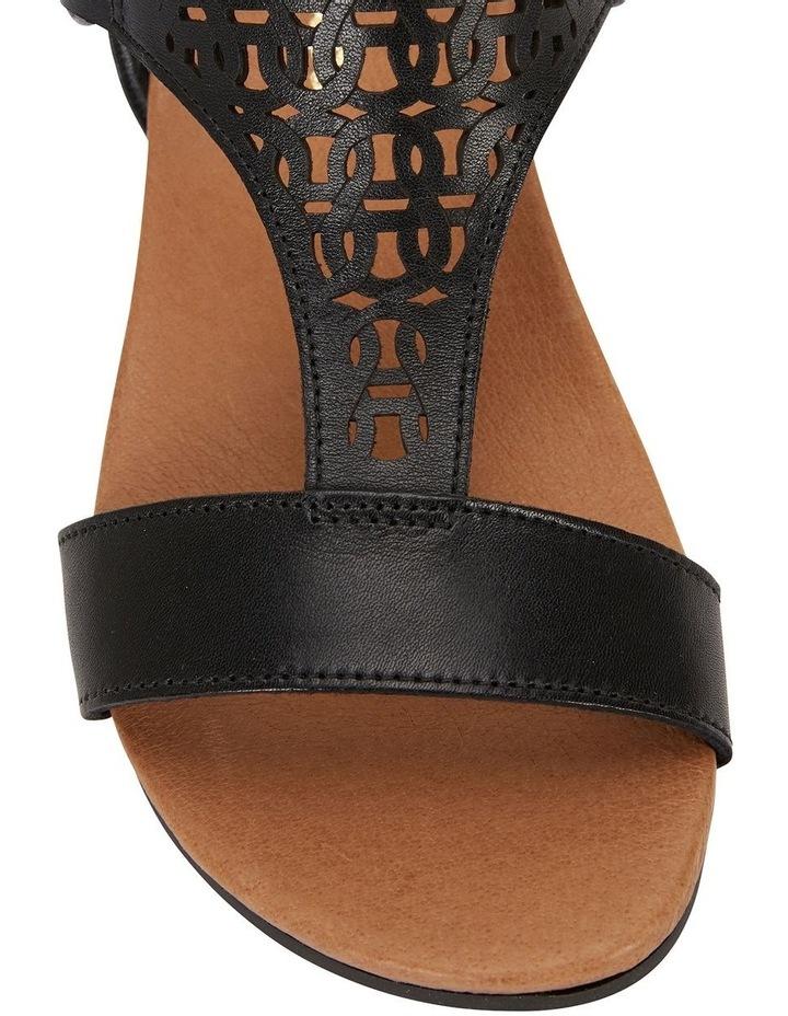 Magnet Black Glove Sandal image 7