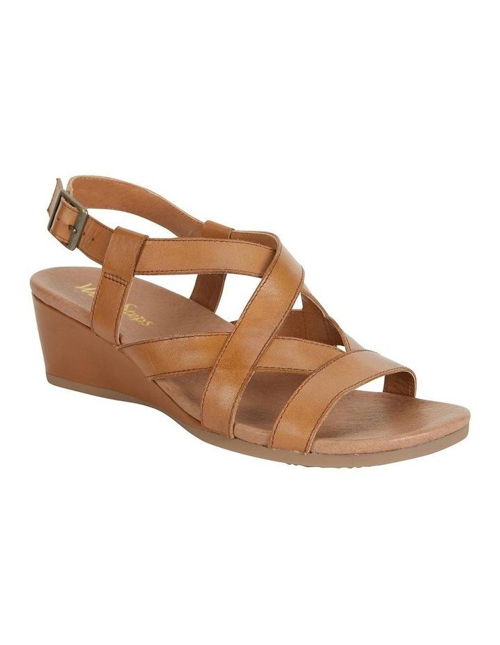 Miriam Cognac Glove Sandal image 2
