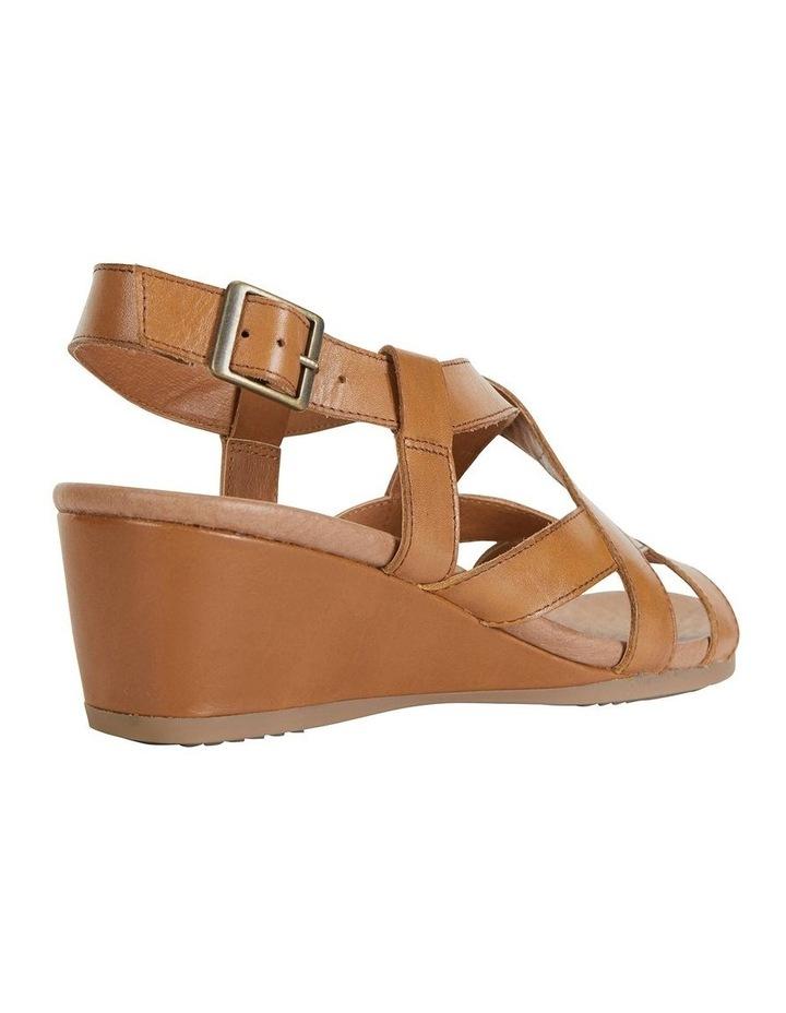 Miriam Cognac Glove Sandal image 4