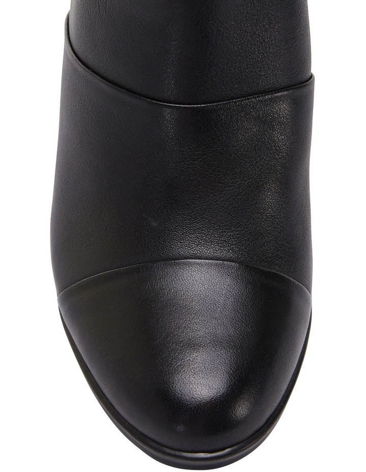 Marvin Black Glove Boot image 6