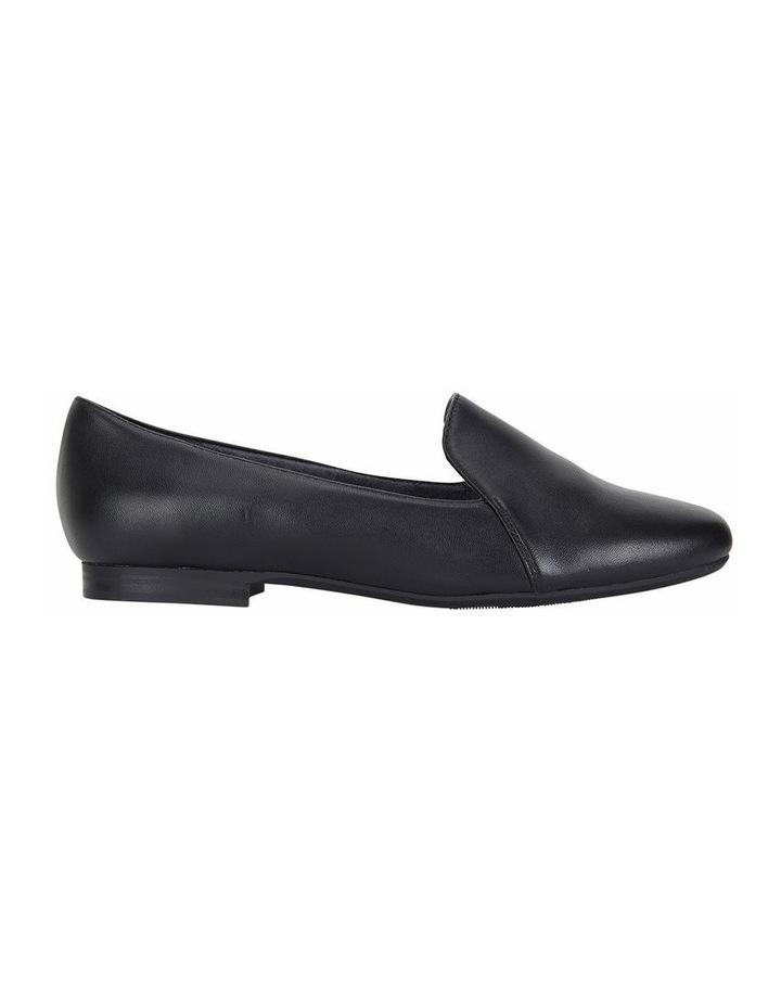 Castle Black Glove Flat Shoes image 1