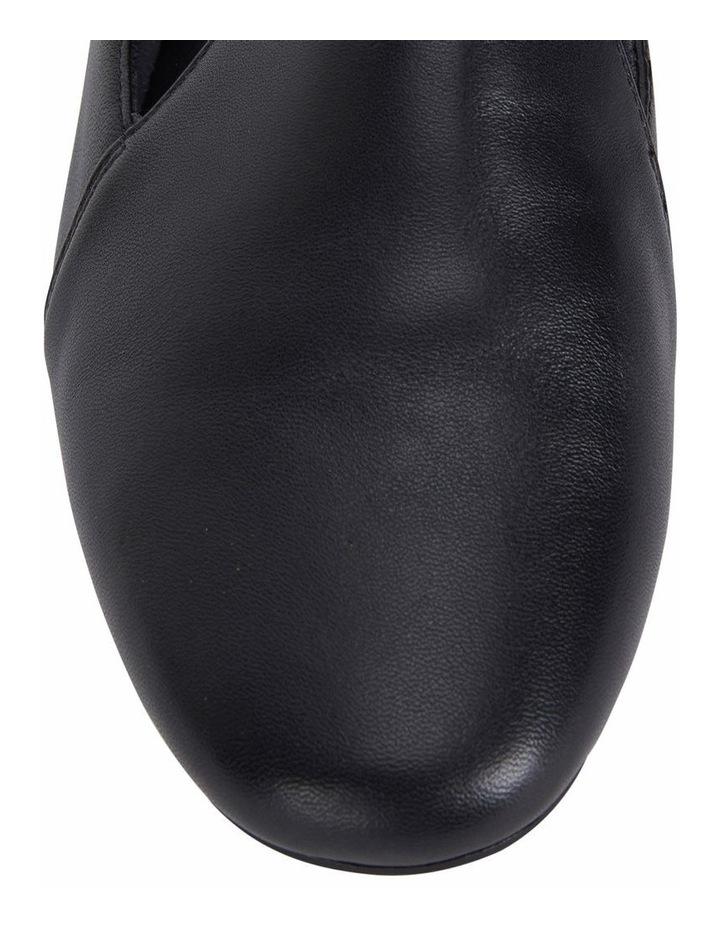 Castle Black Glove Flat Shoes image 7
