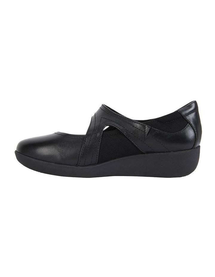 Bronwyn Black Glove Flat Dhoes image 3