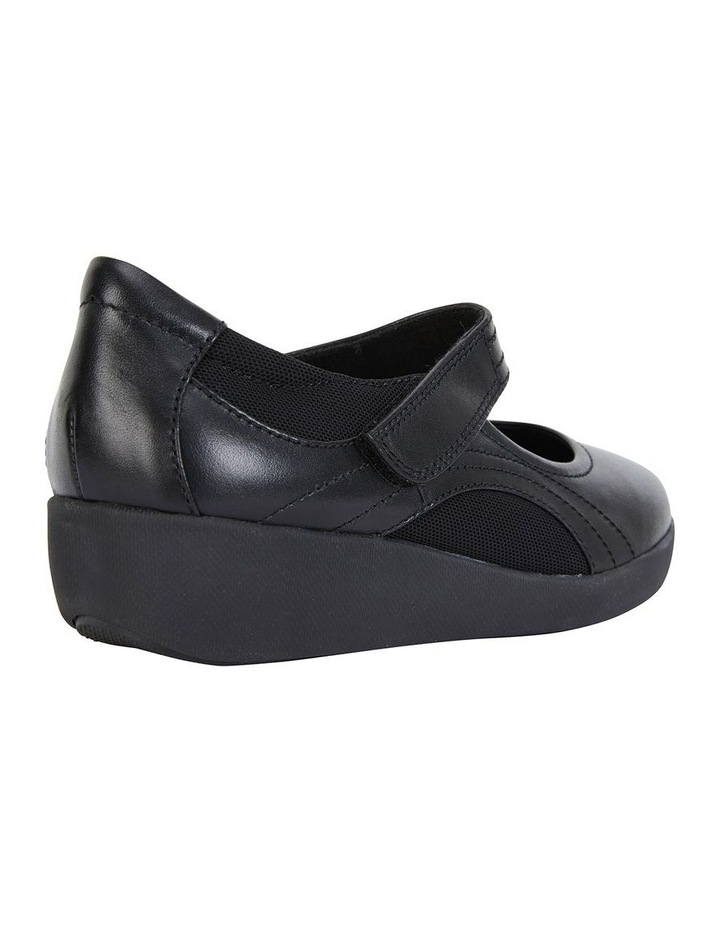 Bronwyn Black Glove Flat Dhoes image 4