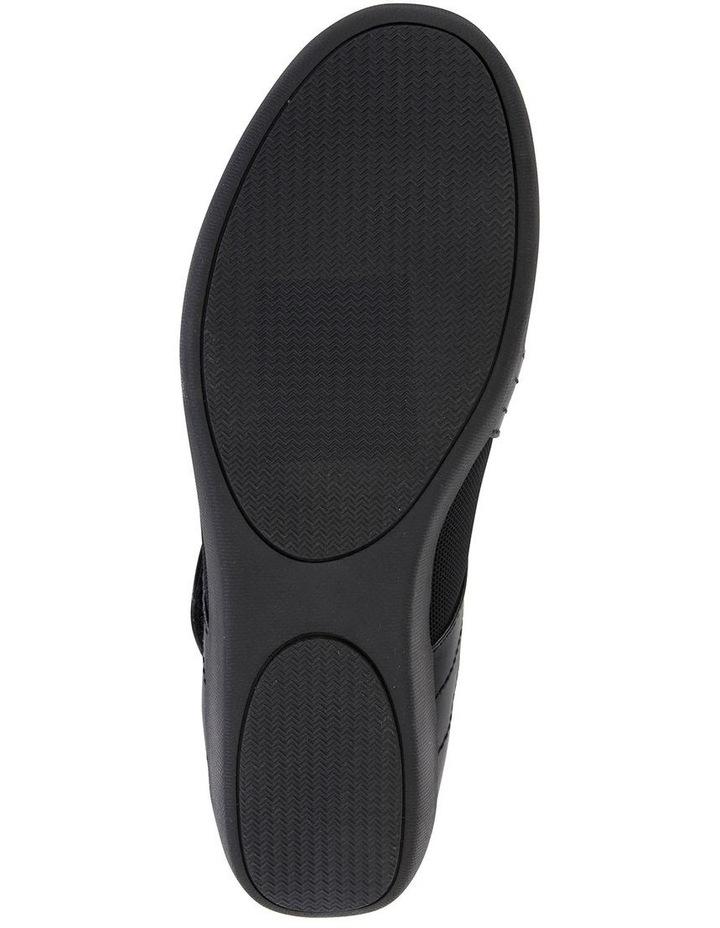 Bronwyn Black Glove Flat Dhoes image 6