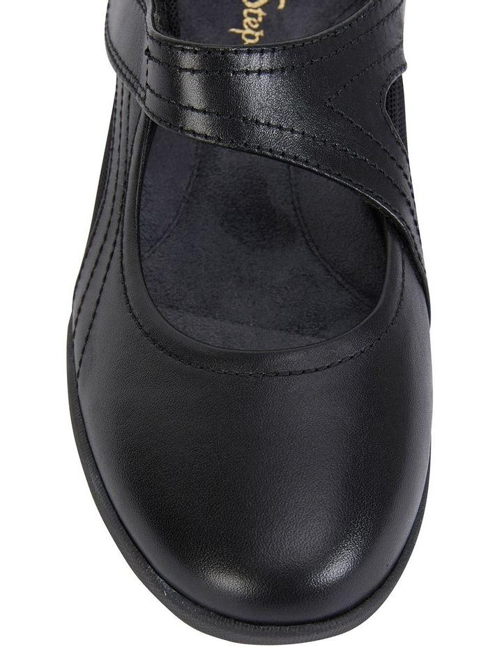 Bronwyn Black Glove Flat Dhoes image 7