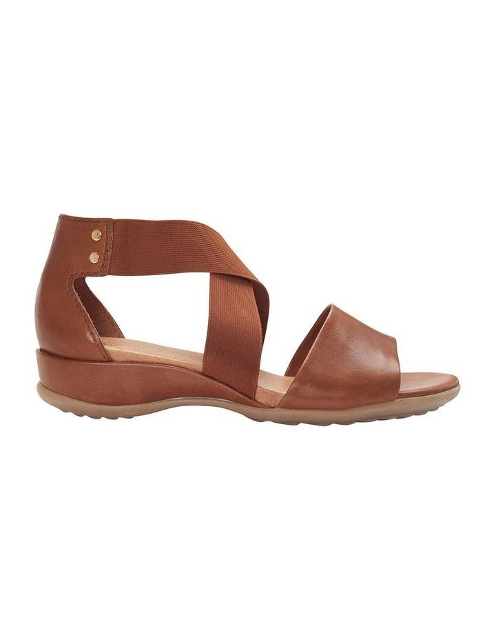 Charity Cognac Glove Sandal image 1