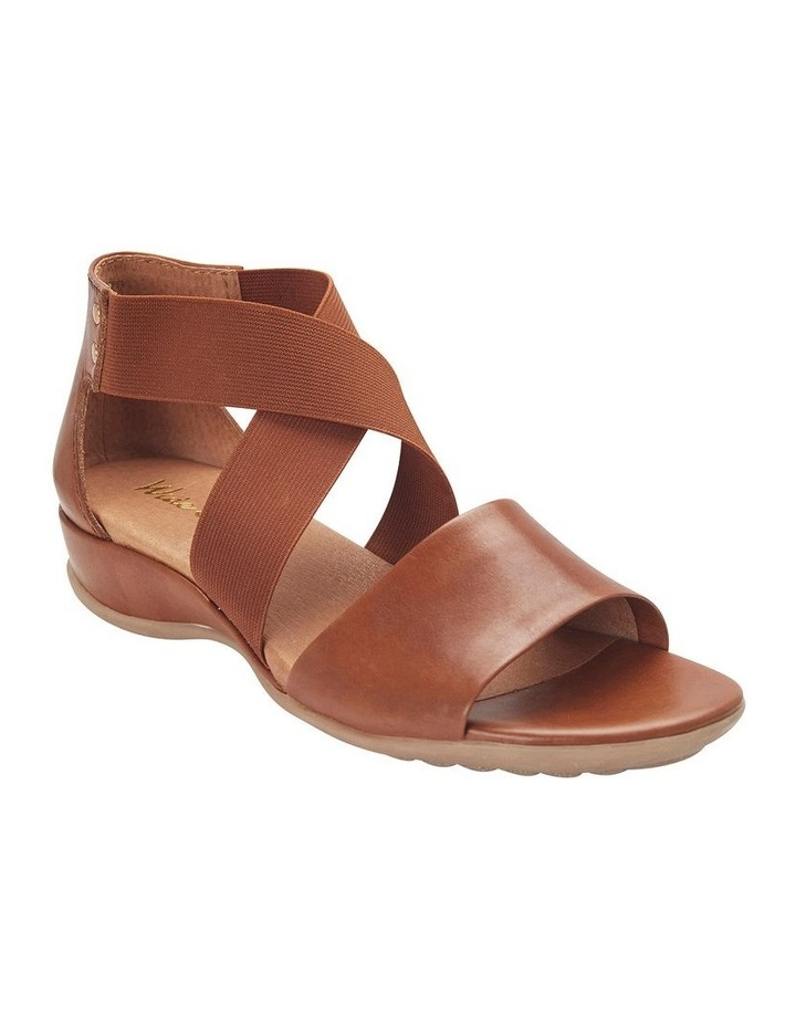 Charity Cognac Glove Sandal image 2