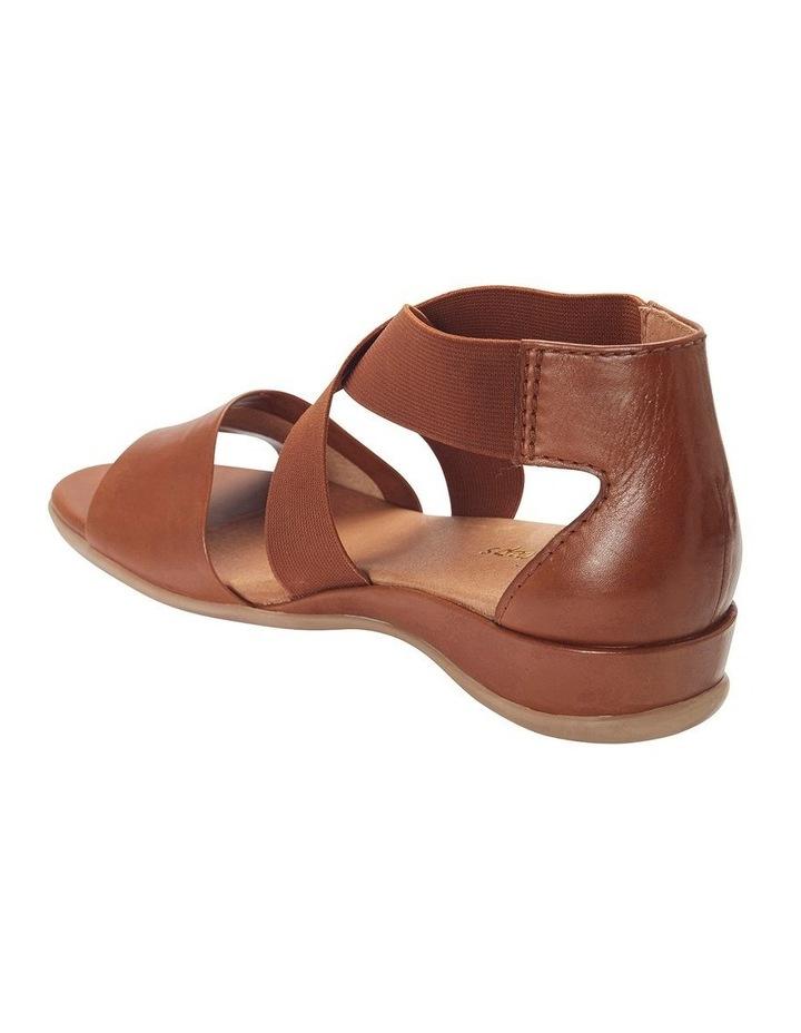 Charity Cognac Glove Sandal image 3