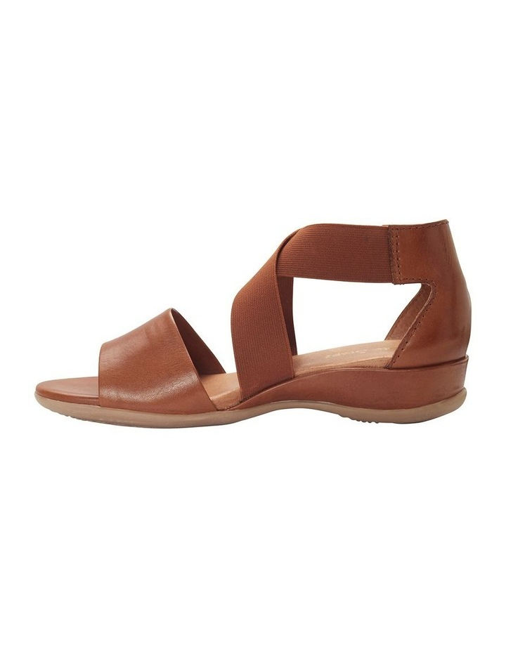 Charity Cognac Glove Sandal image 4