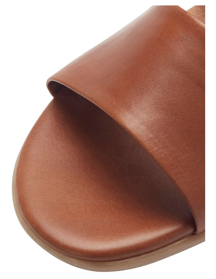 Charity Cognac Glove Sandal image 5