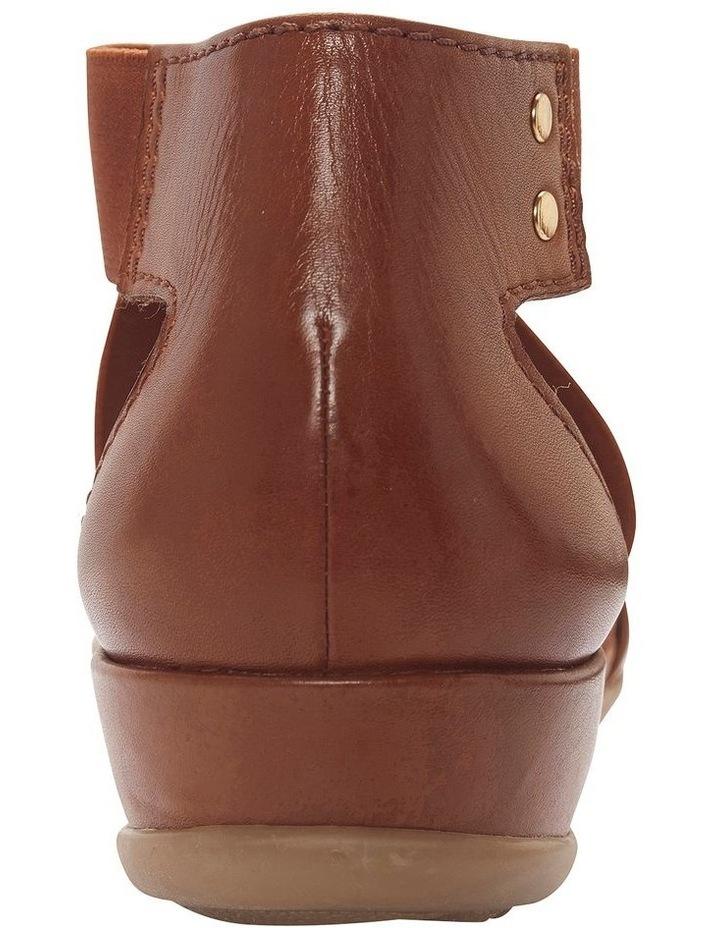 Charity Cognac Glove Sandal image 6