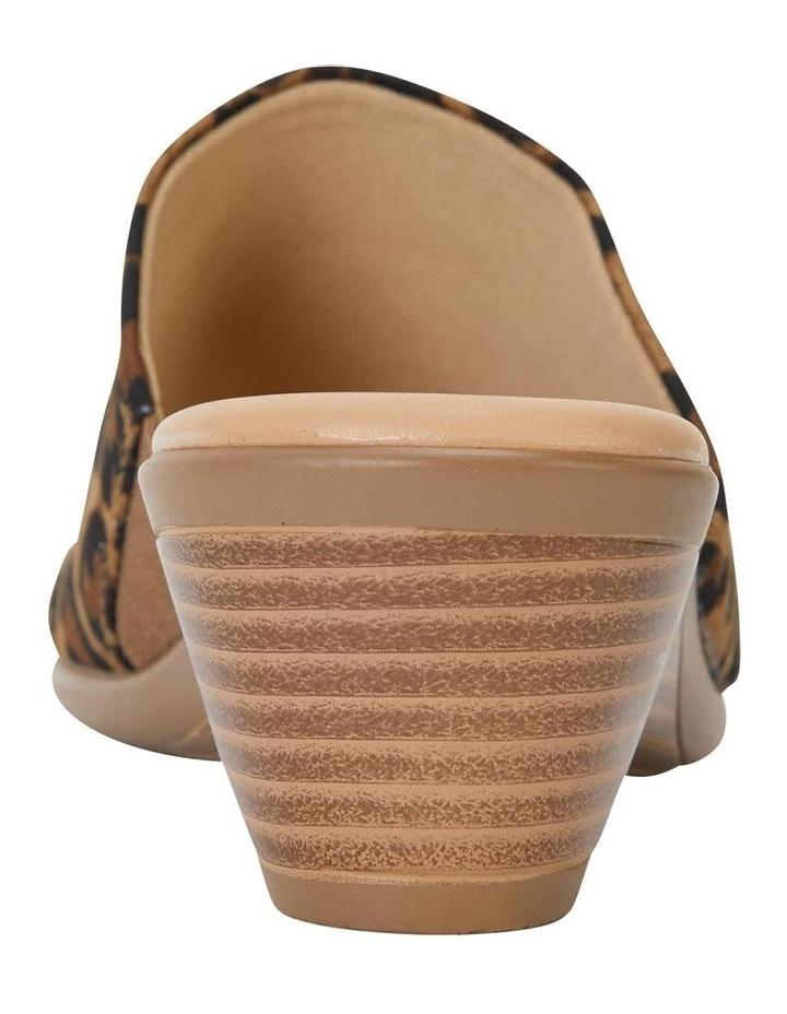 Orient Animal Fabric Sandal image 5
