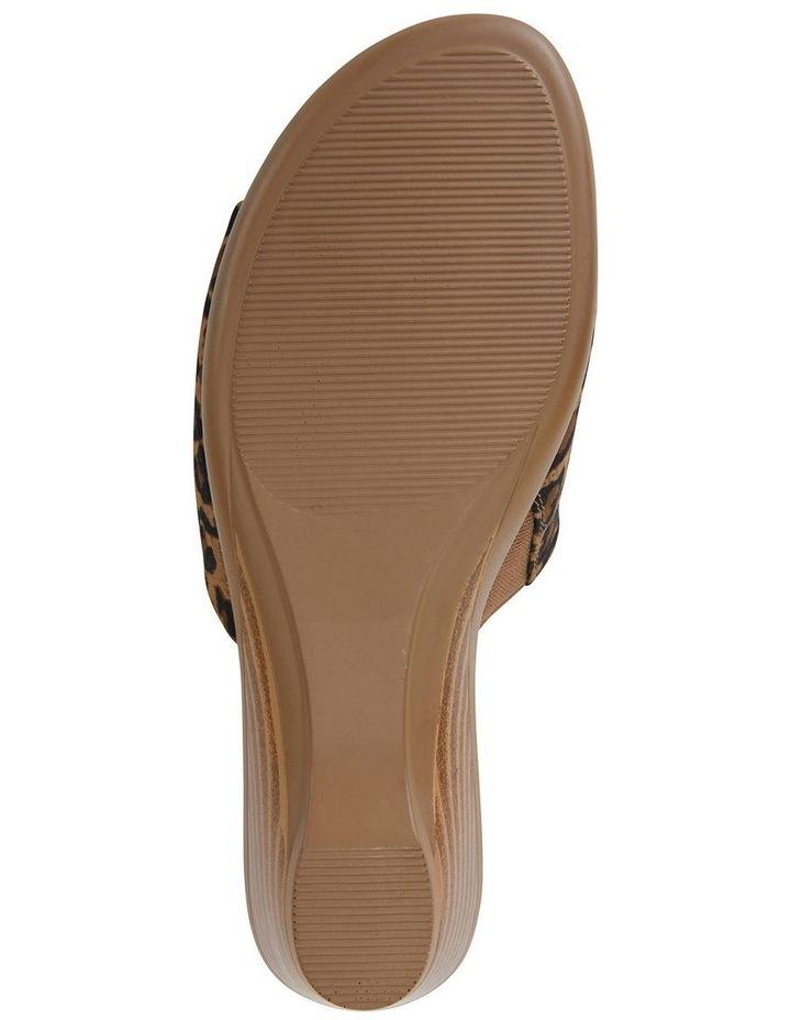 Orient Animal Fabric Sandal image 6