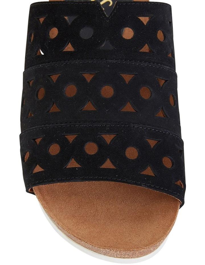 Dante Black Nubuck Sandal image 6