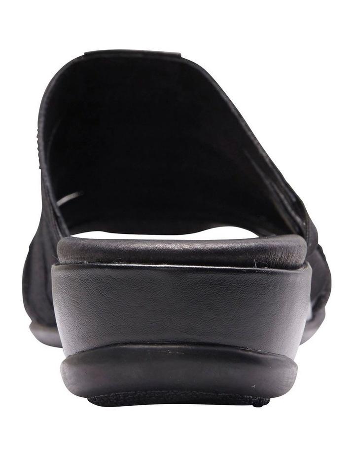 Canal Black Elastic/Glove Sandal image 5