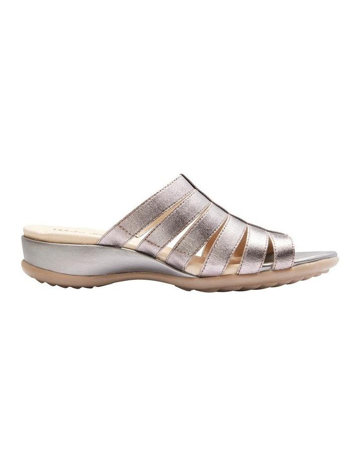 Canal Pewter Elastic/Metallic Sandal image 1