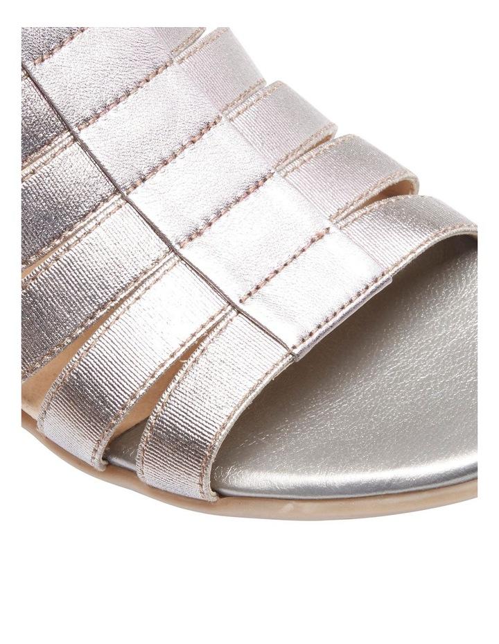 Canal Pewter Elastic/Metallic Sandal image 6