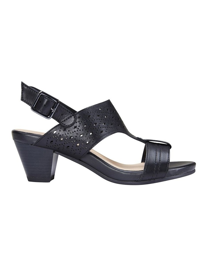Fonda Black Glove Sandal image 1