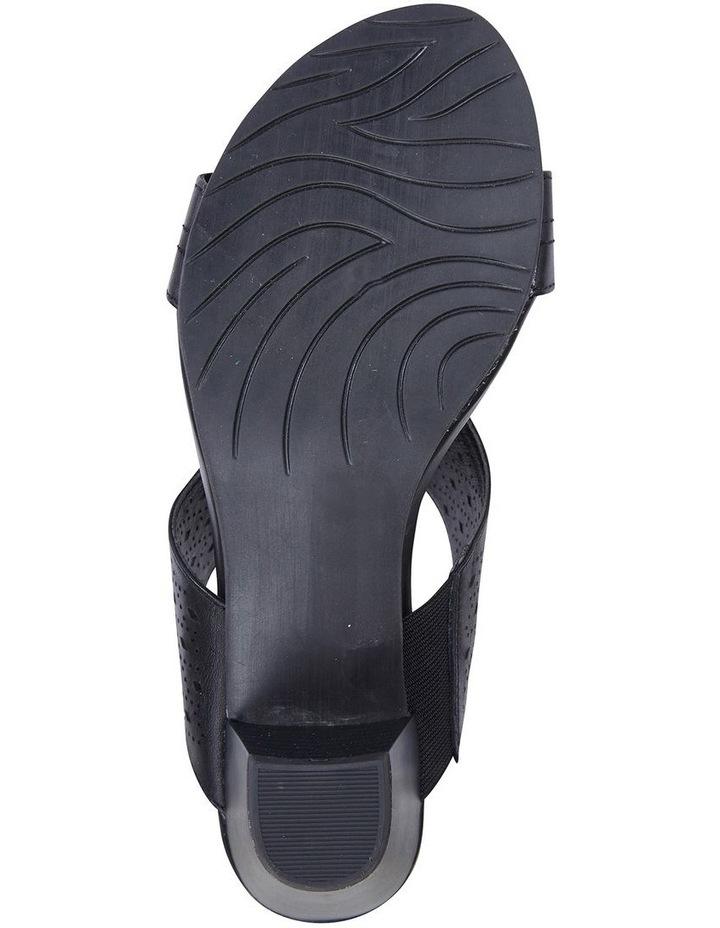 Fonda Black Glove Sandal image 7