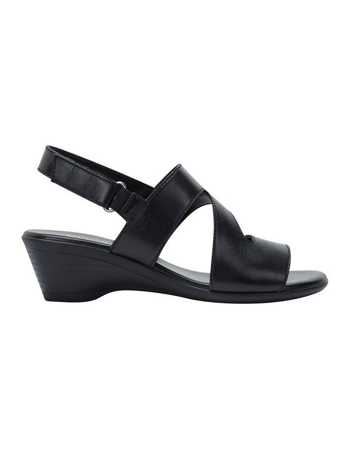 Orchid Black Glove Sandal image 1