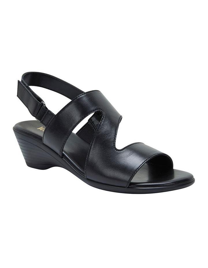 Orchid Black Glove Sandal image 2