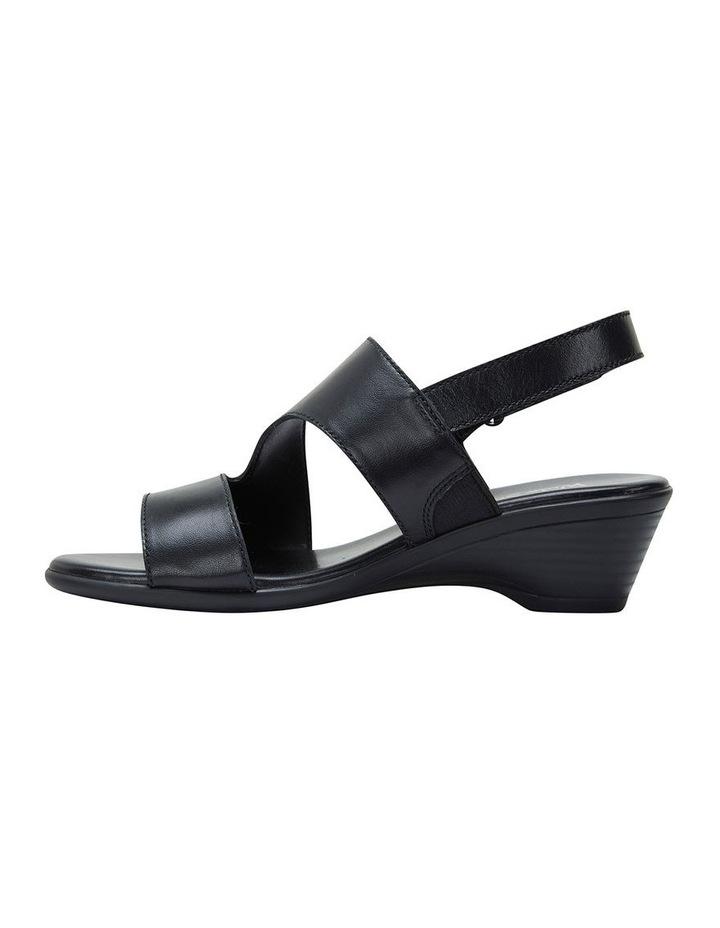 Orchid Black Glove Sandal image 3
