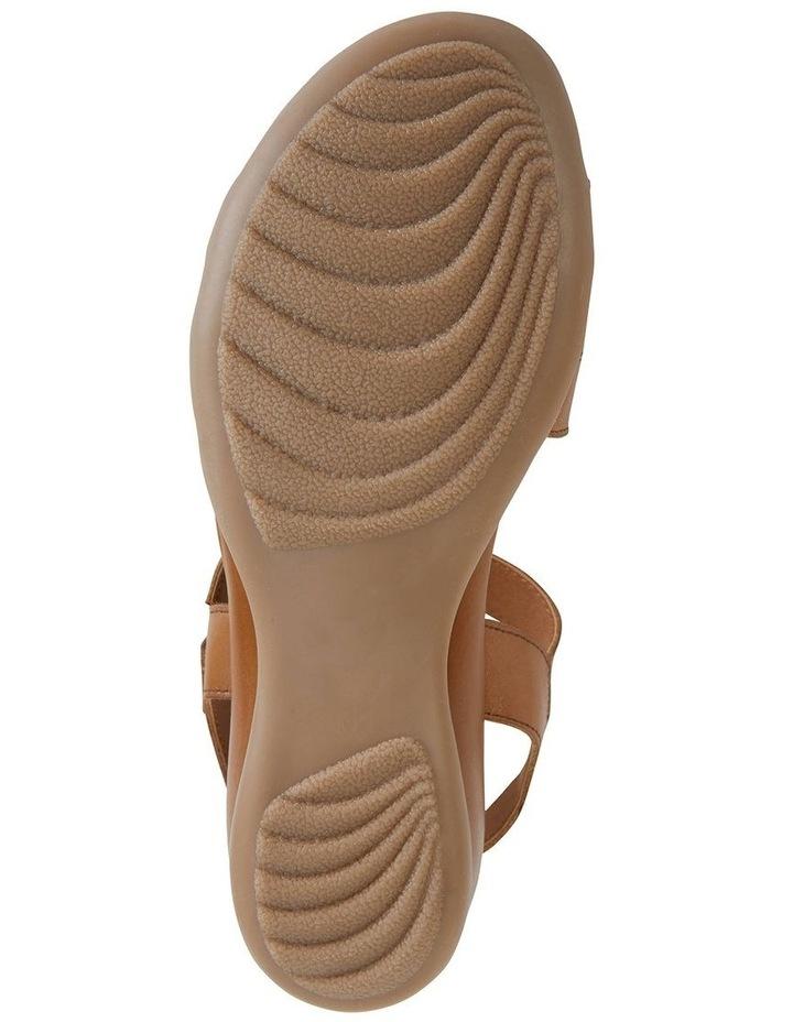 Cisco Cognac Glove Sandal image 5
